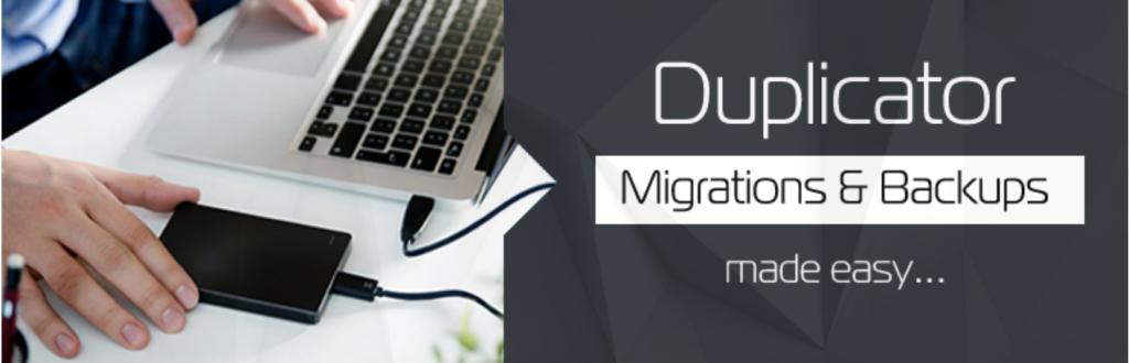 Screenshot 12 Best 10 WordPress Migration Plugins: Detailed analysis and Reviews