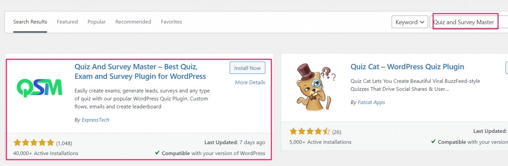 image 63 WordPress Survey Plugins: 10 Best Compared To Use In 2021