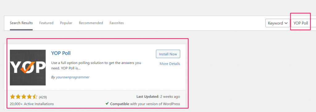image 67 WordPress Survey Plugins: 10 Best Compared To Use In 2021