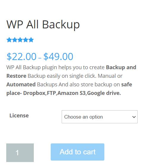 image 91 Best 10 WordPress Backup Plugins Review 2021