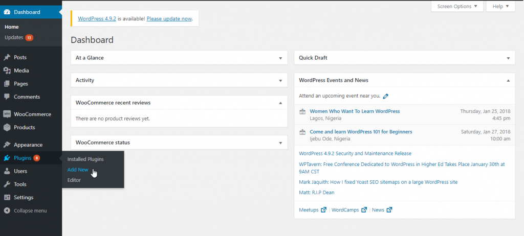 Gmail plugin section How To Resolve WordPress Not Sending Emails Issue 2021