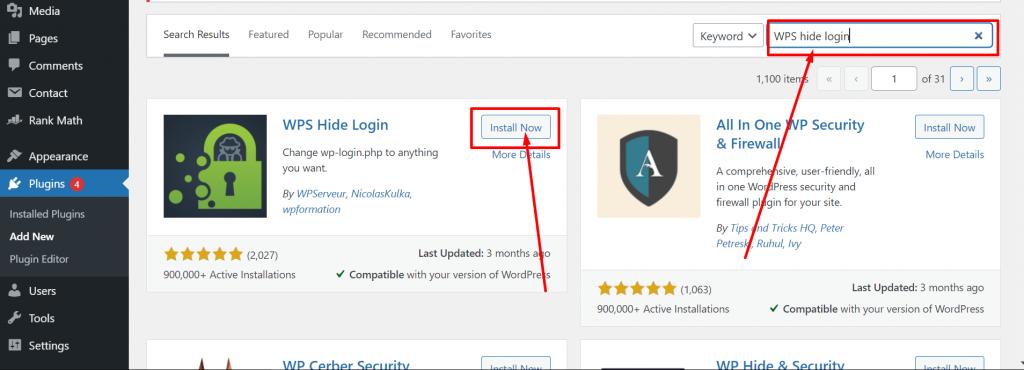 Screenshot 15 1 Find Your WordPress Login URL [Quick Beginner Steps] 2021