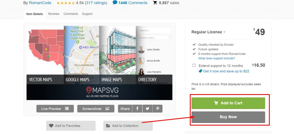 Screenshot 2 Top 25 Best WordPress Map Plugins For Website In 2021