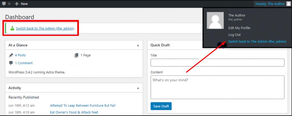 Screenshot 20 1 Complete Guide On Managing WordPress User Roles 2021