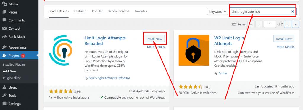 Screenshot 20 2 Find Your WordPress Login URL [Quick Beginner Steps] 2021
