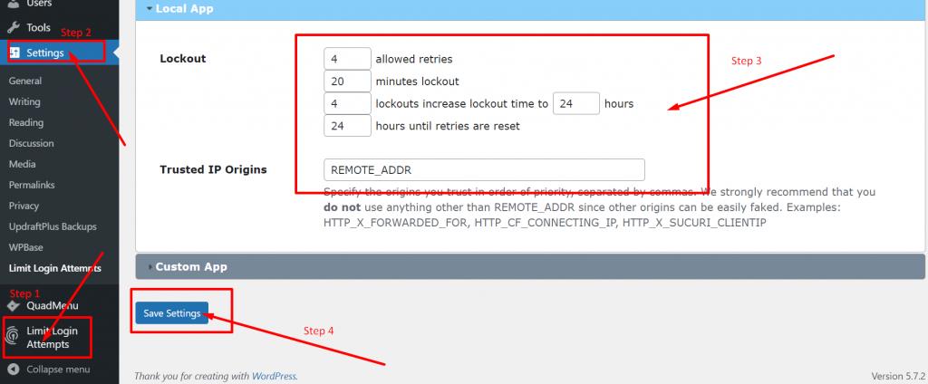 Screenshot 21 2 Find Your WordPress Login URL [Quick Beginner Steps] 2021
