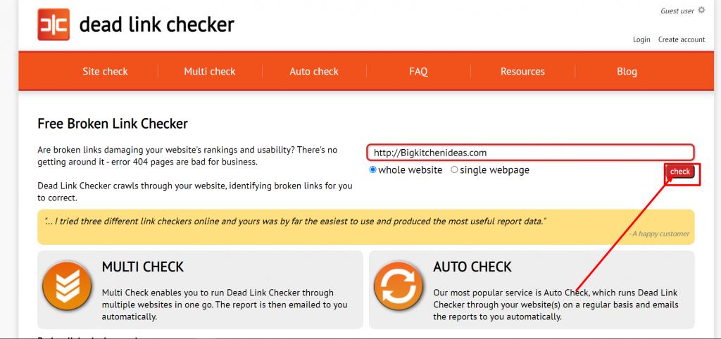 Screenshot 27 Having Broken Links In WordPress? 5 Methods To Find And Fix