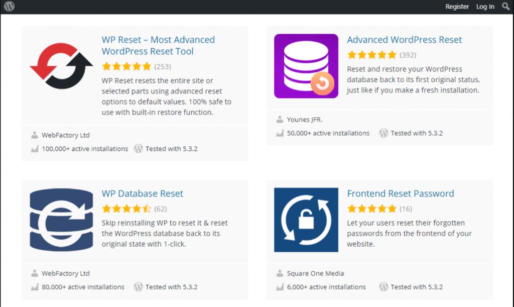 Screenshot 32 1 How To Reinstall WordPress? 4 Best Methods To Follow