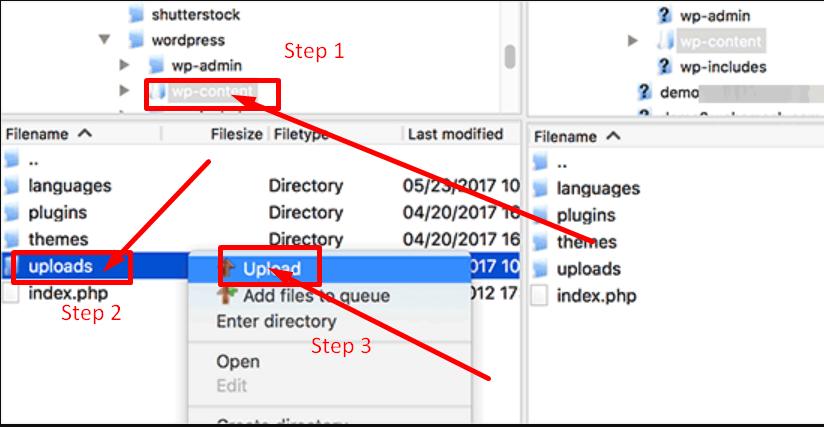 Screenshot 33 1 How To Reinstall WordPress? 4 Best Methods To Follow