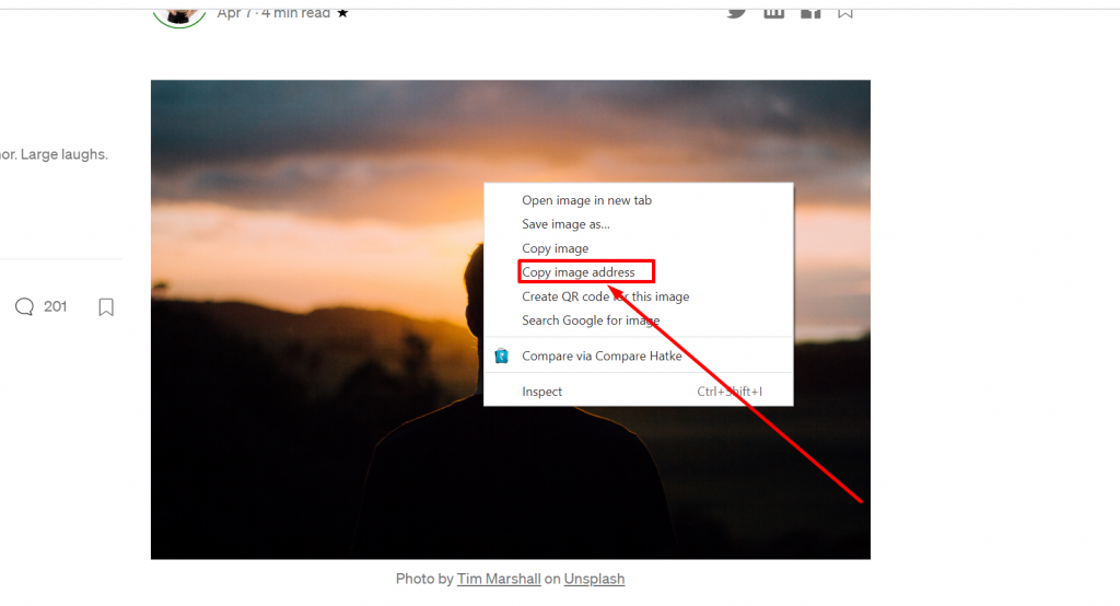 Screenshot 41 1 11 Methods To Protect Images On Your Site In 2021