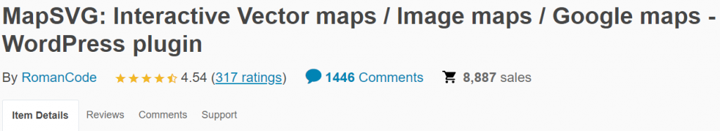 Screenshot 5 1 Top 25 Best WordPress Map Plugins For Website In 2021