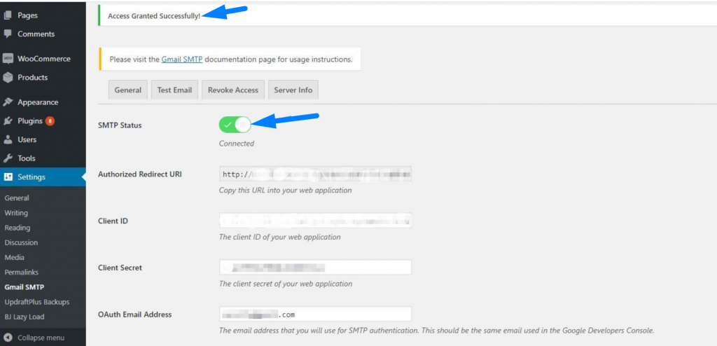 Screenshot 82 How To Resolve WordPress Not Sending Emails Issue 2021