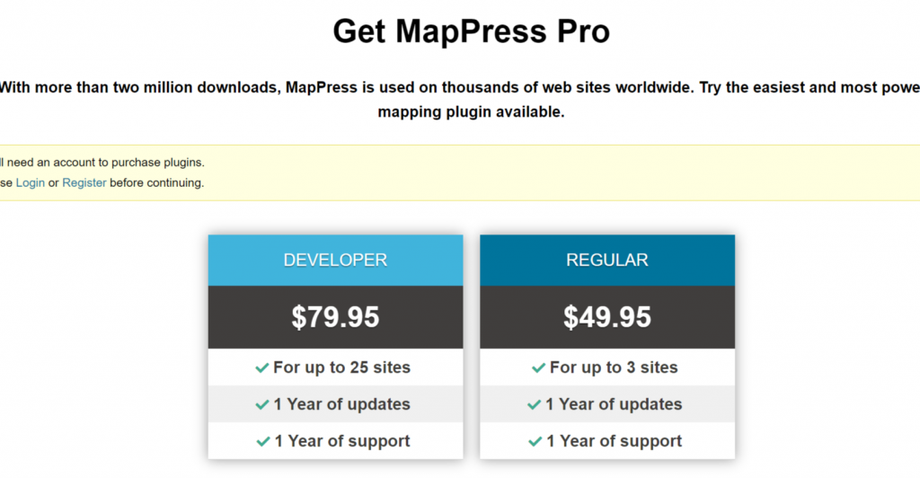 image 14 Top 25 Best WordPress Map Plugins For Website In 2021