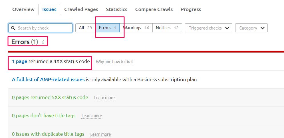 image 3 Having Broken Links In WordPress? 5 Methods To Find And Fix