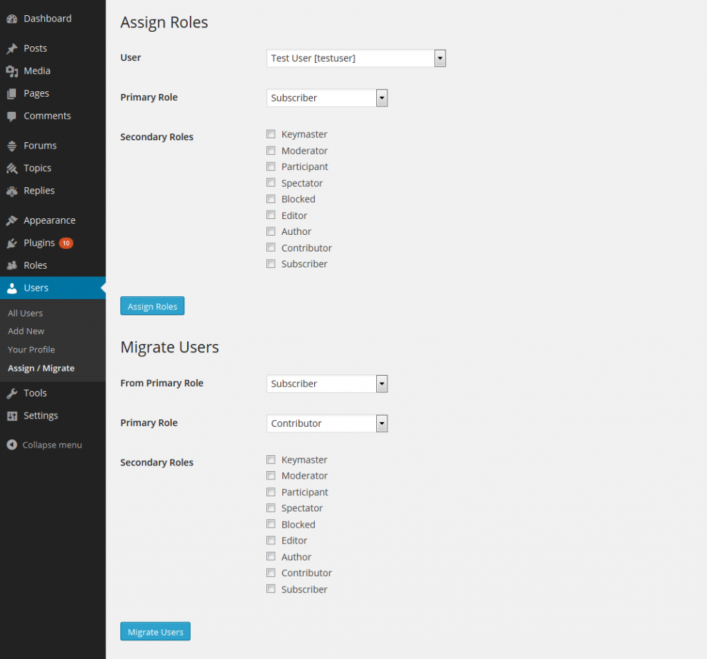screenshot 3 Complete Guide On Managing WordPress User Roles 2021