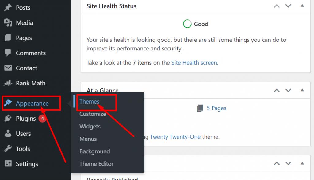 Screenshot 25 1 How To Install WordPress Theme? (3 Easy Methods)