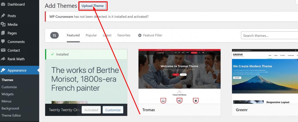 Screenshot 30 How To Install WordPress Theme? (3 Easy Methods)