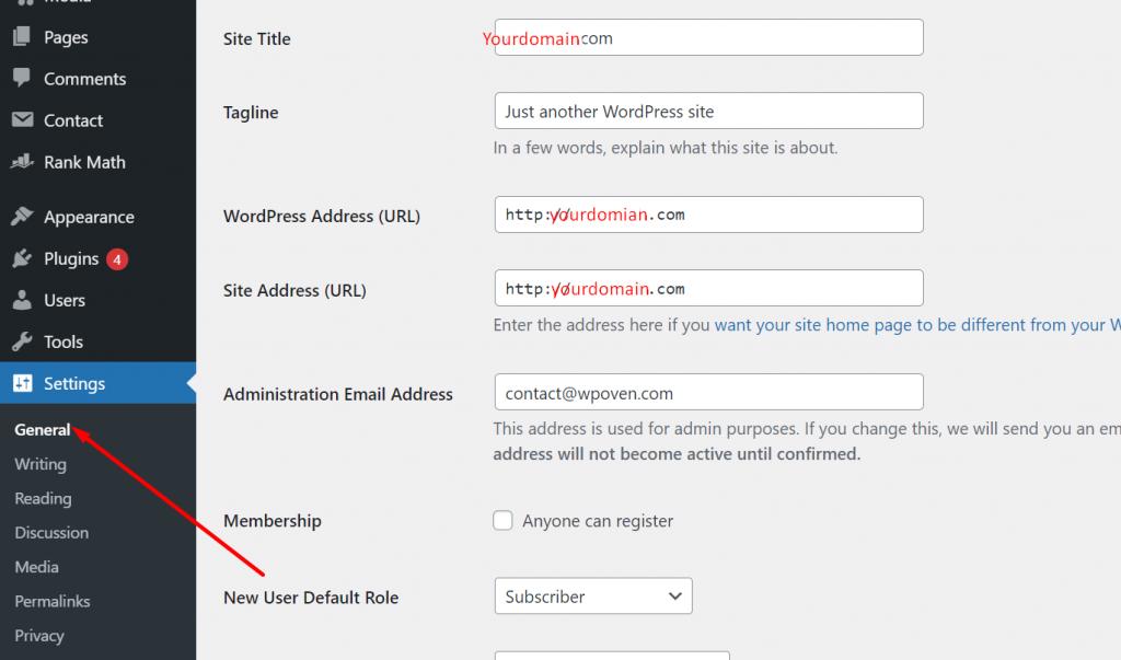 Screenshot 8 How to Start A WordPress Blog in 2021? [8 Simple Steps]