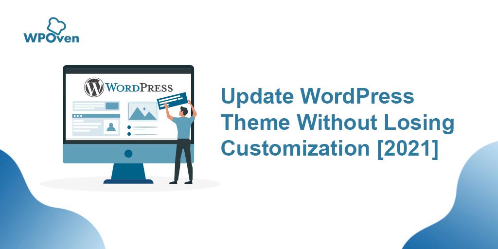 update wordpress theme
