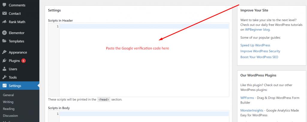 Screenshot 10 How To Add Google AdSense On WordPress Site 2021 [Steps]