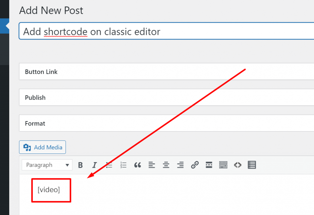 Screenshot 20 2 WordPress Shortcodes: The Ultimate Guide On Using It In 2021