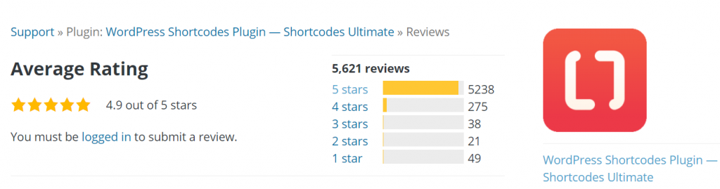 Screenshot 23 1 WordPress Shortcodes: The Ultimate Guide On Using It In 2021