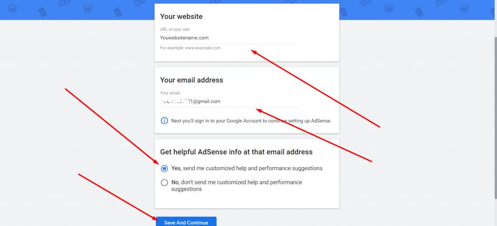 Screenshot 4 2 How To Add Google AdSense On WordPress Site 2021 [Steps]