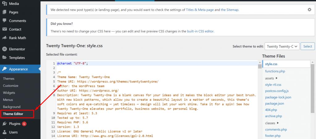 Screenshot 6 How To Add Google AdSense On WordPress Site 2021 [Steps]