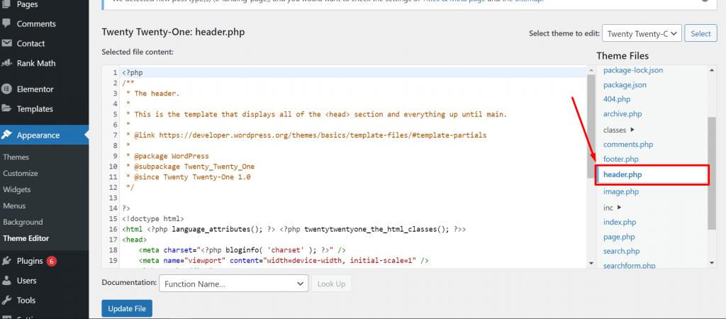 Screenshot 7 How To Add Google AdSense On WordPress Site 2021 [Steps]