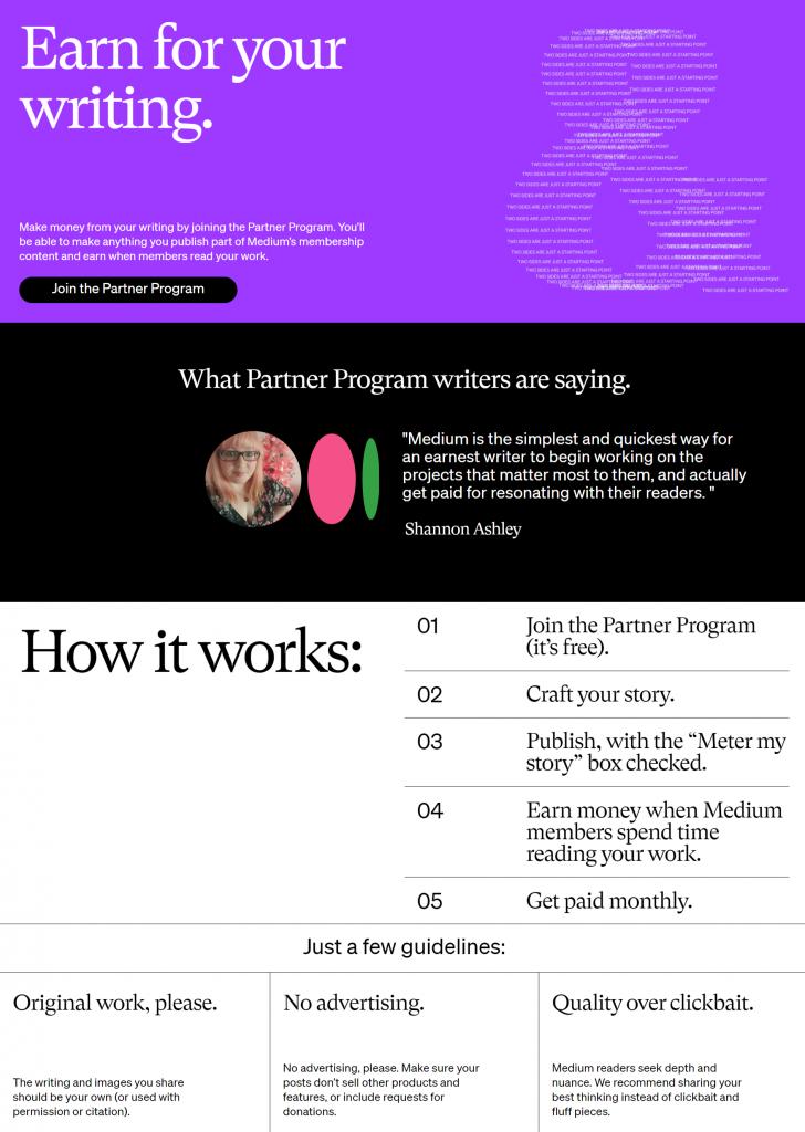 image 4 Medium vs WordPress: Which Is Best For Starting Blog?