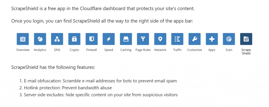 Hotlinking protection in Cloudflare