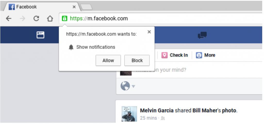 WordPress Push Notifications on Chrome