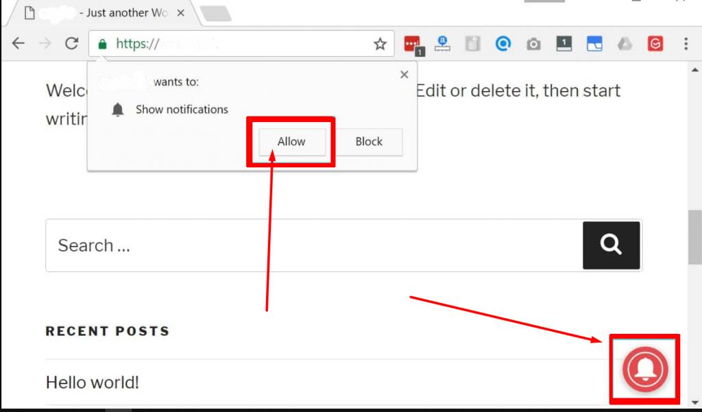 Screenshot 13 2 How To Add WordPress Push Notifications To Your Website