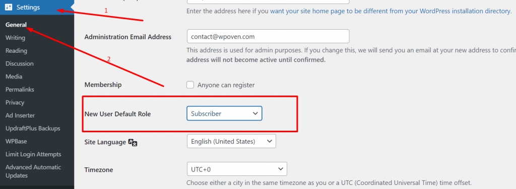 Screenshot 22 How To Stop WordPress Registration Spam: 9 Best Ways