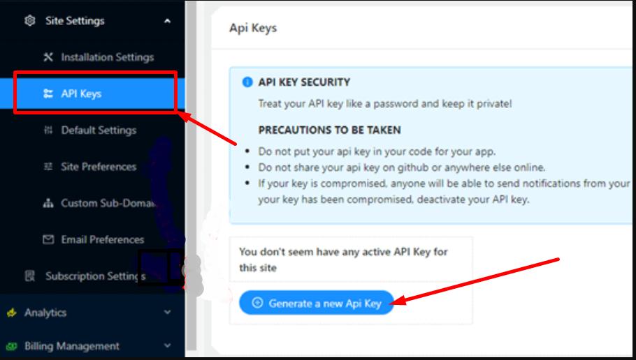 Screenshot 25 How To Add WordPress Push Notifications To Your Website