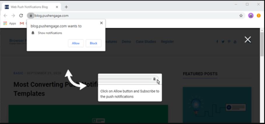 Screenshot 34 How To Add WordPress Push Notifications To Your Website