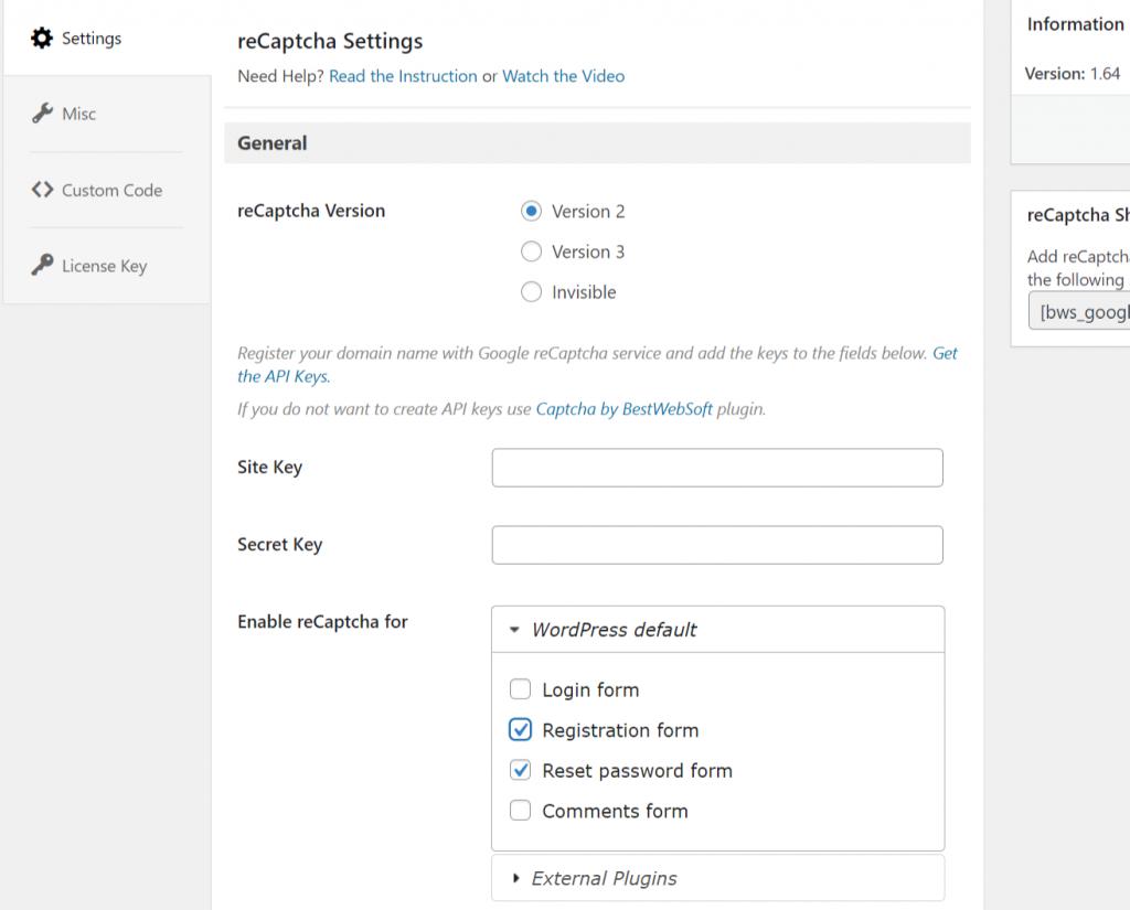 image 10 How To Stop WordPress Registration Spam: 9 Best Ways