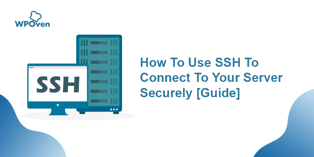 how to use SSH